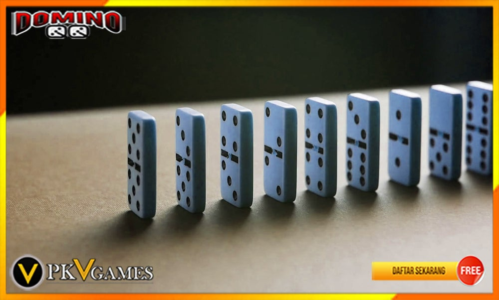 Image of 4 Permainan Judi Domino Online Paling Gampang Menang
