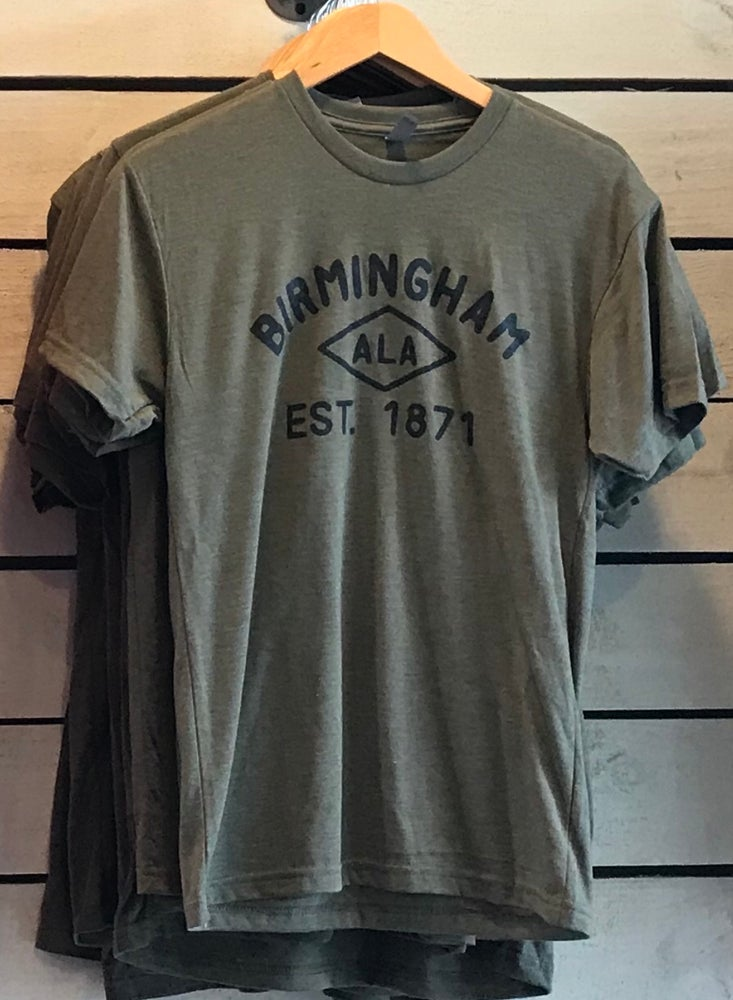 Image of 1871 Tee - Military Green