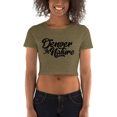 Image of DBN Women's Crop Tee