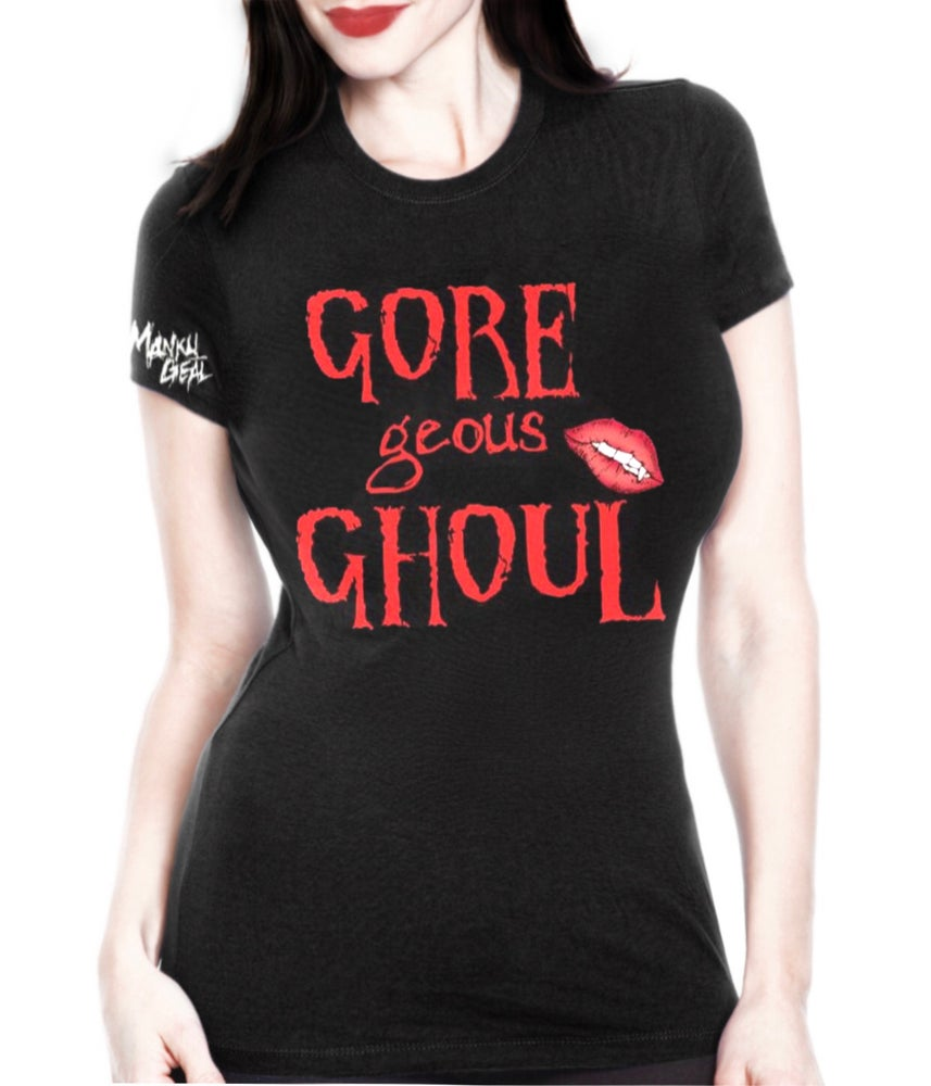 Image of Gore-geous Ghoul Women's Tee