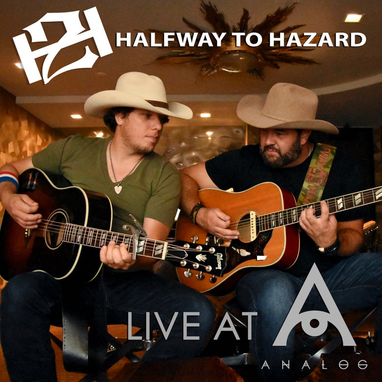 "Image of Halfway to Hazard ""Live at Analog"" Acoustic"