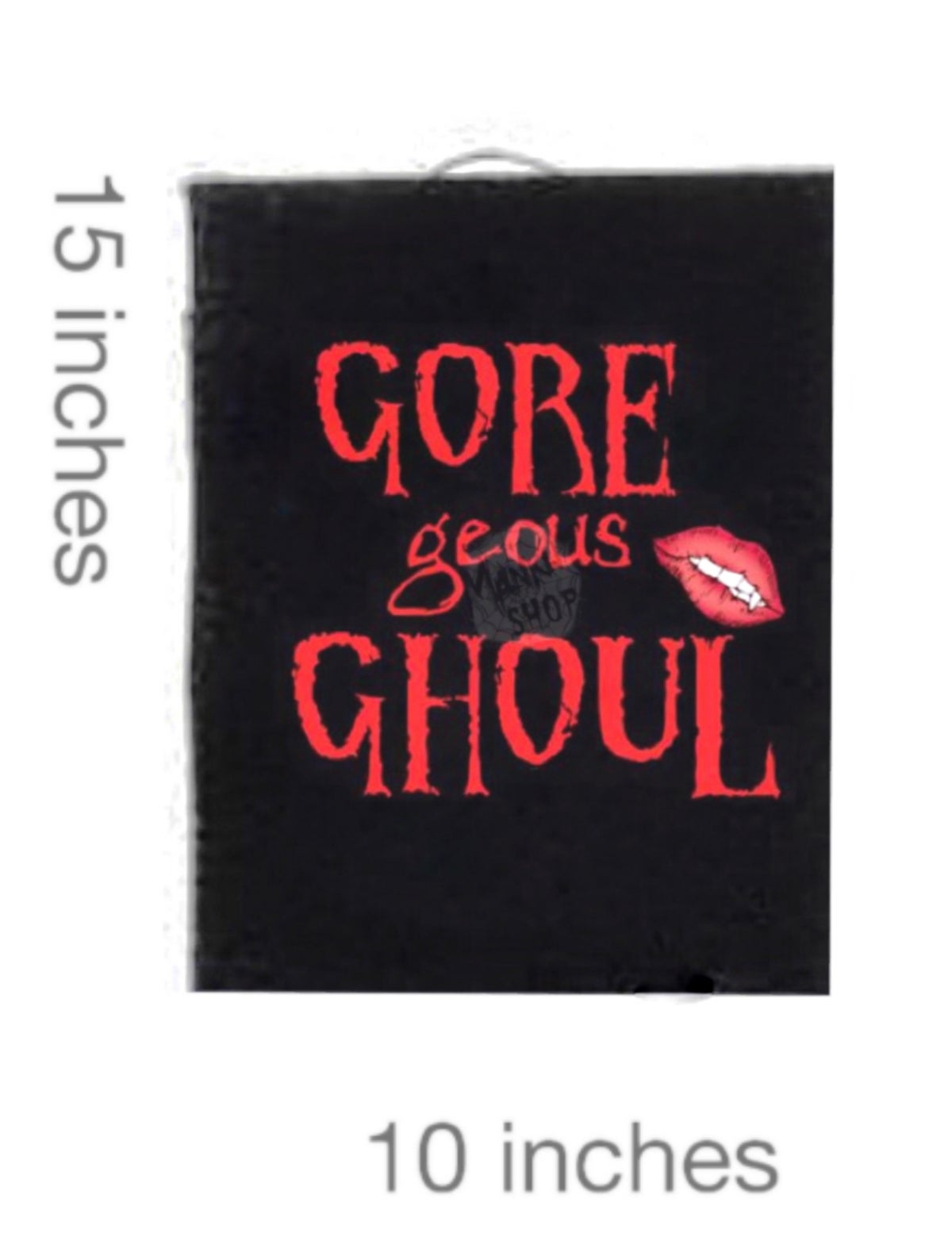 Image of Gore-geous Ghoul Patch