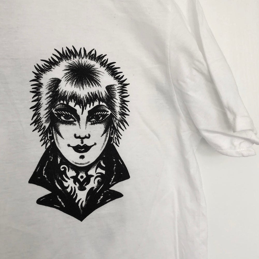 Image of 'Punk Girl' t-shirt