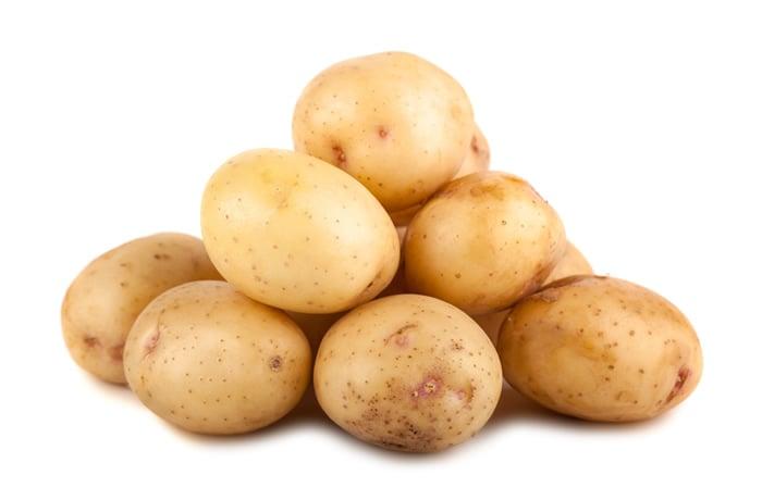 Image of Lazy Mineral Potato Syrup
