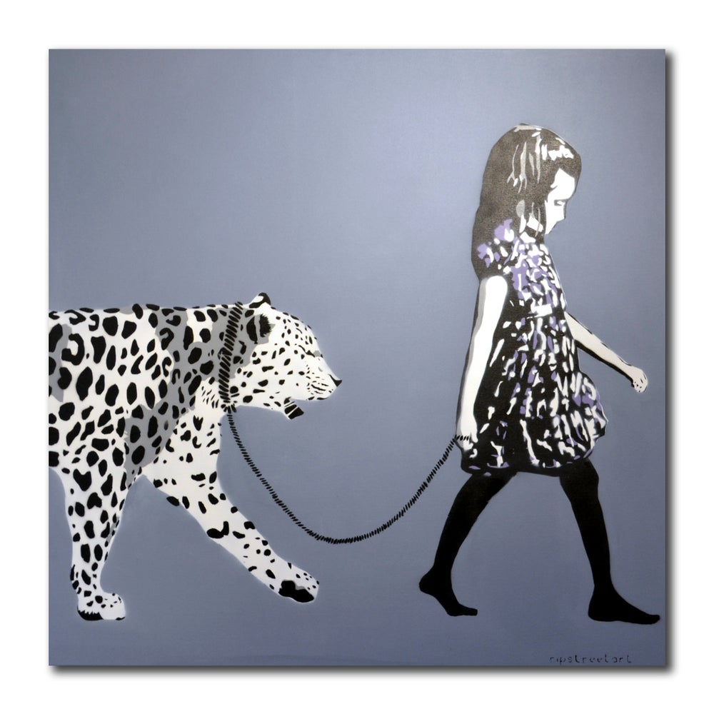 Image of RIP - On a leash