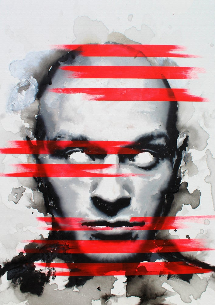 Image of TYSON FURY (Limited Edition Print)