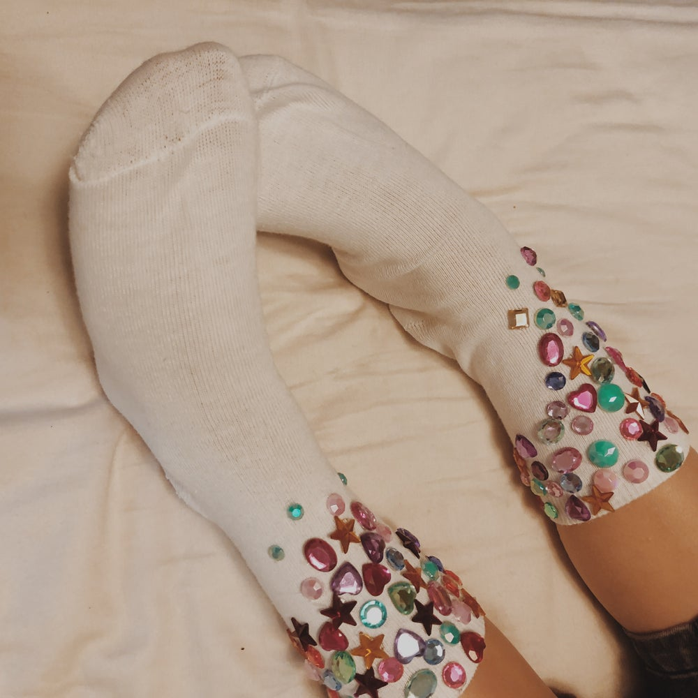Image of Extra Gemmy Socks - all sizes