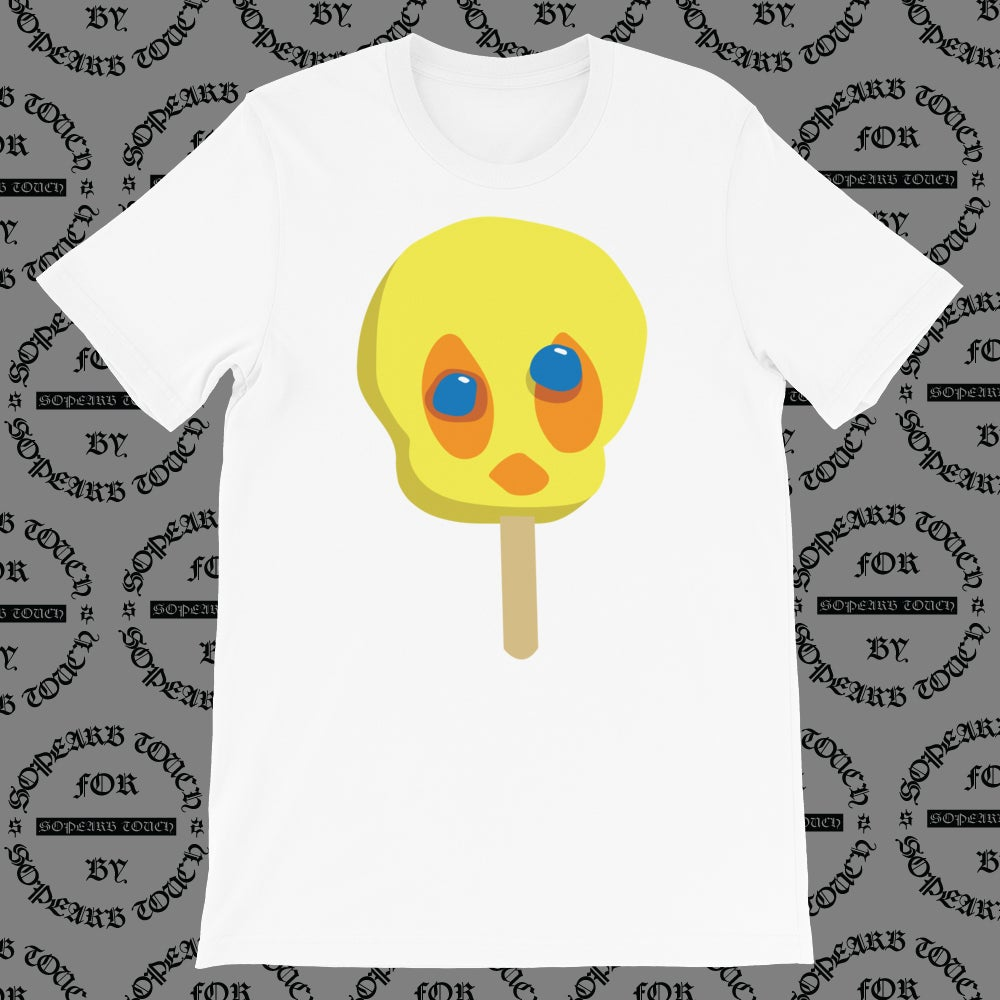 Image of Lowered Expectations Yellow Tee