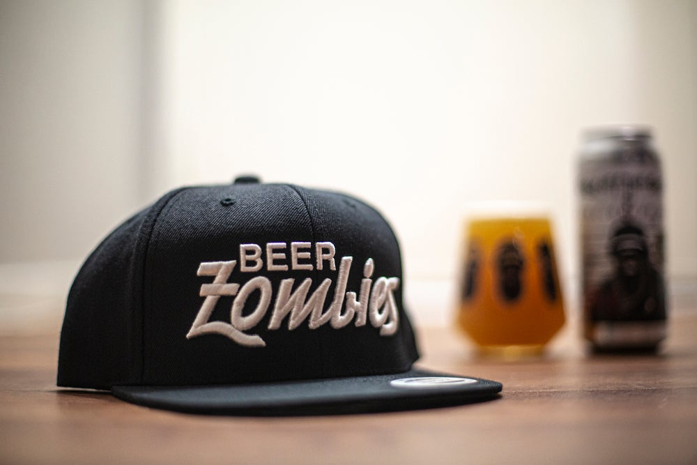 Image of Beer Zombies - Beer Era Snapback Hat