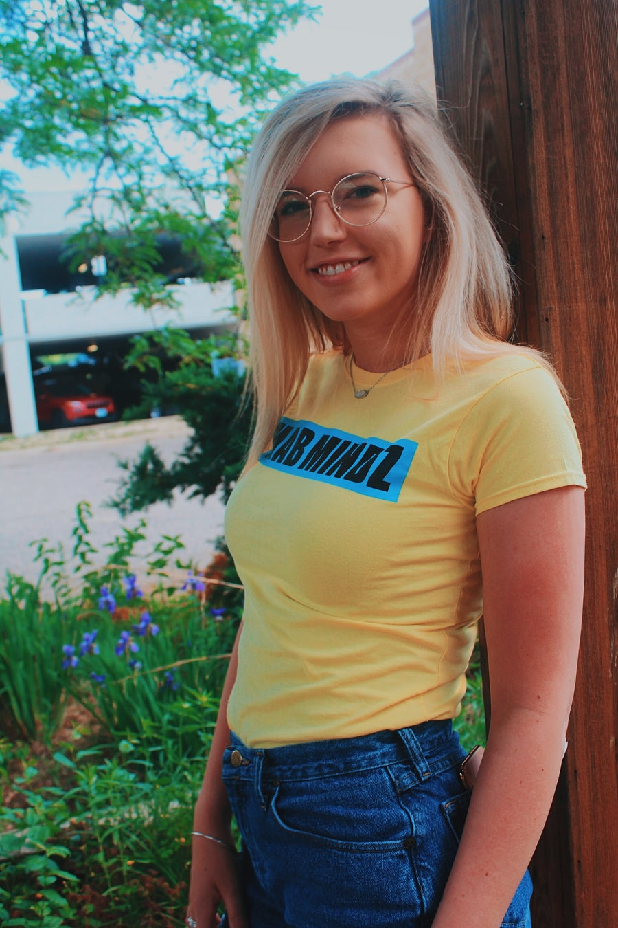 Image of BOX LOGO Ladies Tees