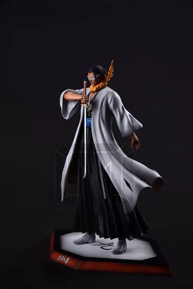 Image of (Pre-Order)Bleach Model Palace Kaname Tosen Resin Statue