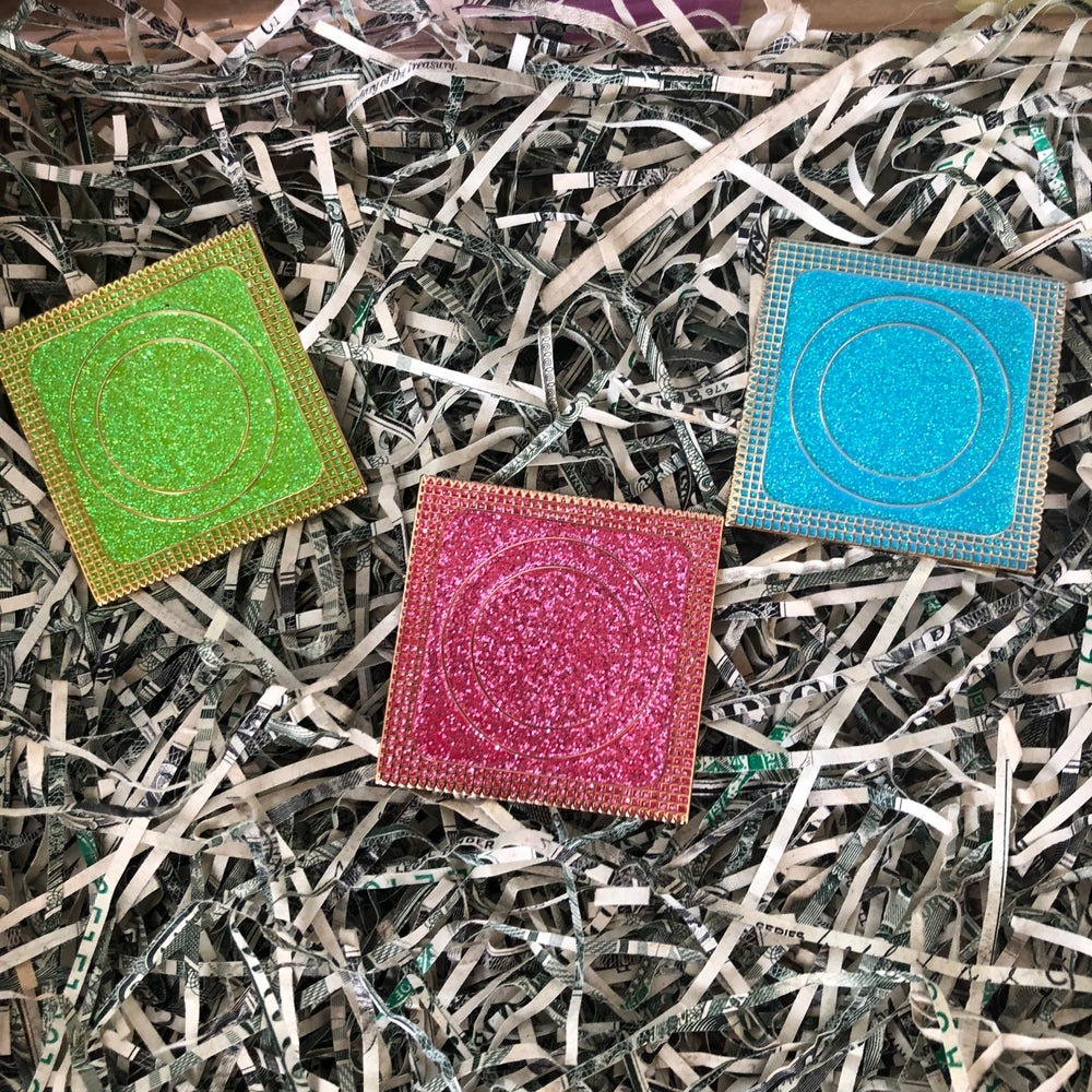 Image of GLITTER CONDOMS