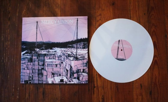 "Image of ""The Quarry"" LP- White"