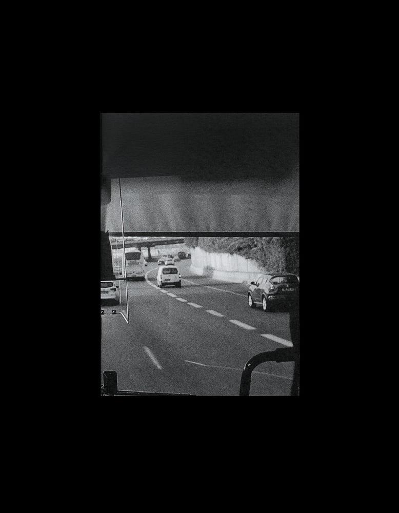 Image of My Bus Odyssey – Zine