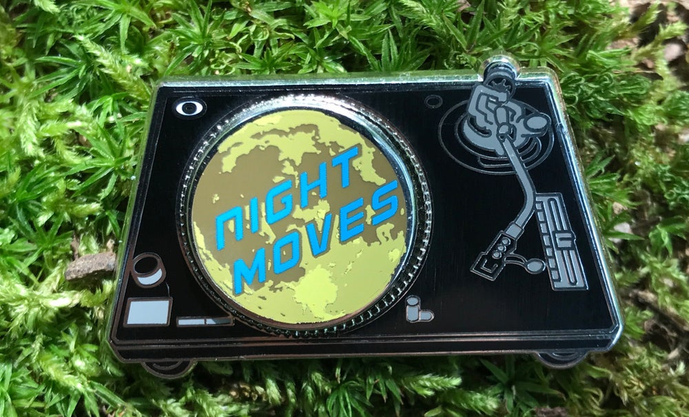Image of Night Moves Turntable