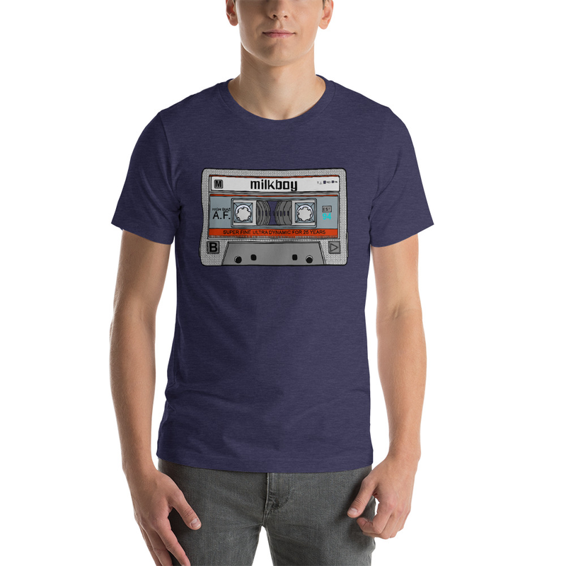 Image of Retro Maxell Tape T-Shirt