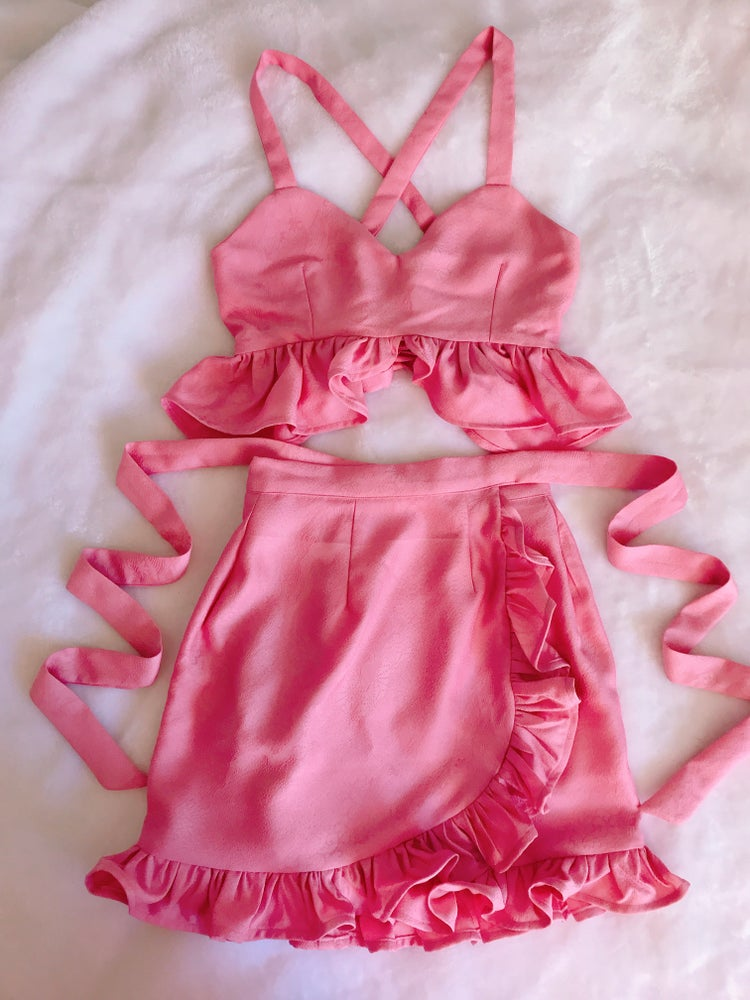 Image of Pre-made set - Bubblegum Baby Pink