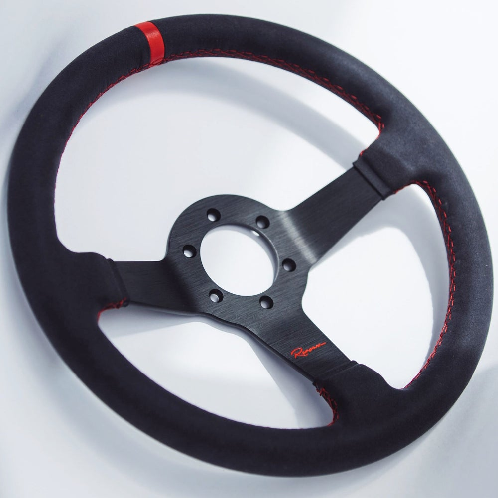 Image of NEW Renown Time Trial Rosso Competition Steering Wheel