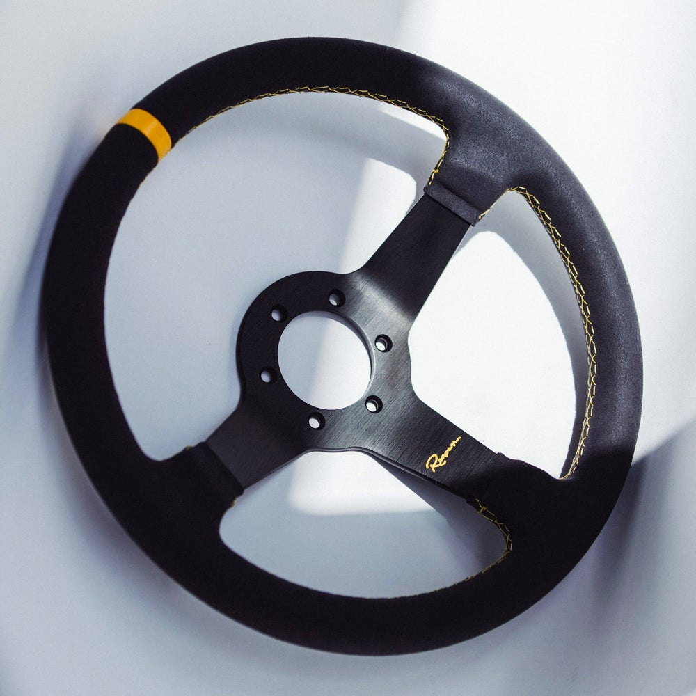 Image of NEW Renown Time Trial Dakar Competition Steering Wheel