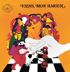 """Image of Paul Baillargeon et Dean Morgan - """"Viens, mon amour"""" (TNAT001)"""