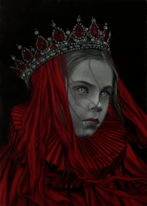 Image of Queen Of The Red Stone