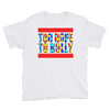 Youth Autism Too Dope To Bully T-Shirt