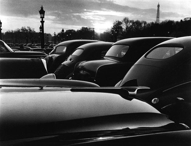 Image of Willy Ronis : Place de la Concorde, Paris