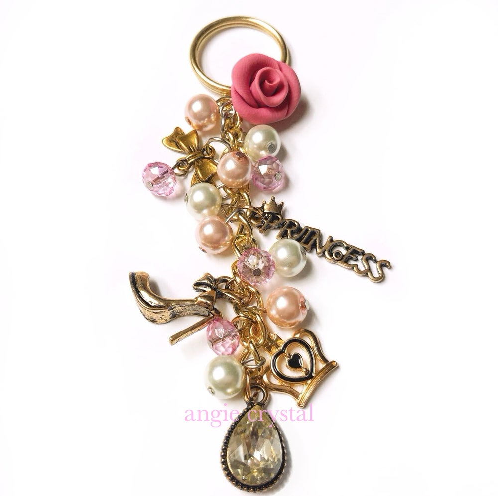 Image of Princess Key Chain