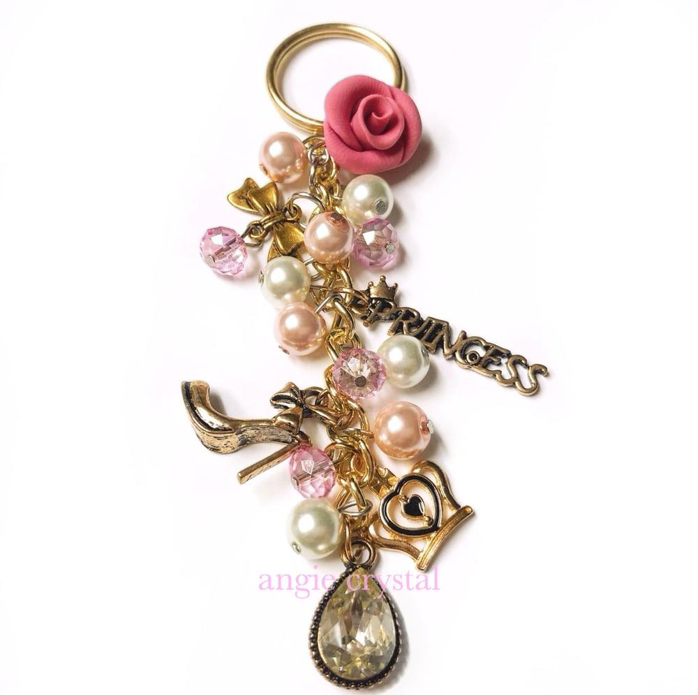 Image of Princess Key Chain