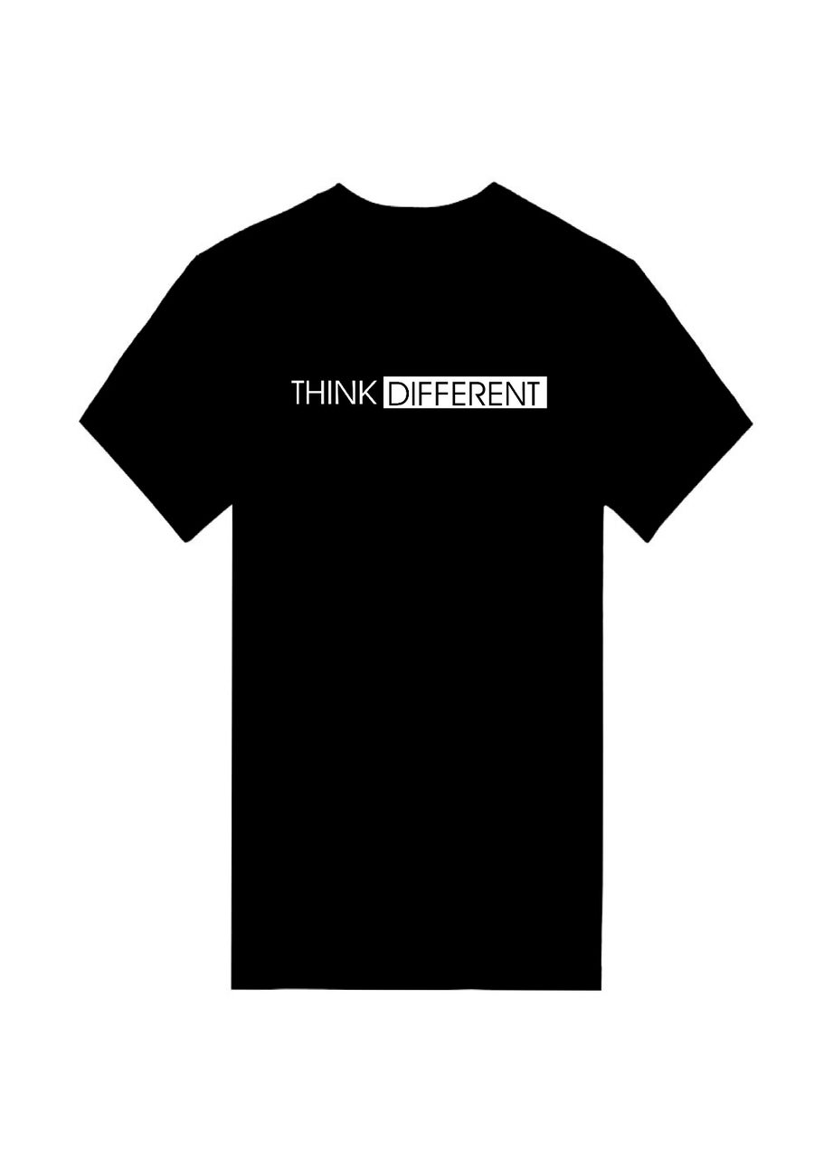Image of THINK DIFFERENT TEE