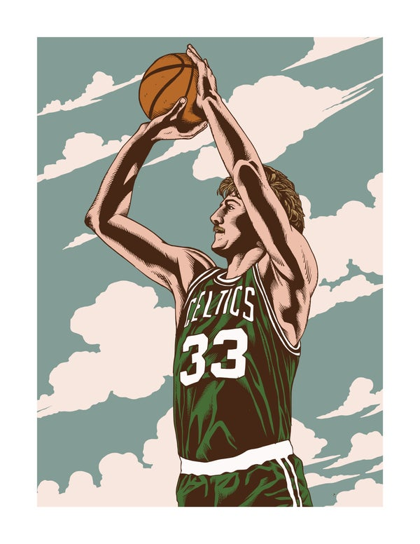 Image of Larry Bird
