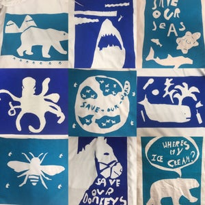Image of Children's Holiday Print Workshops - Summer Holidays