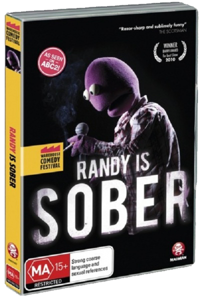 Image of Randy Is Sober (signed)
