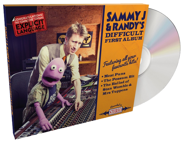 Image of Sammy J & Randy's Difficult First Album
