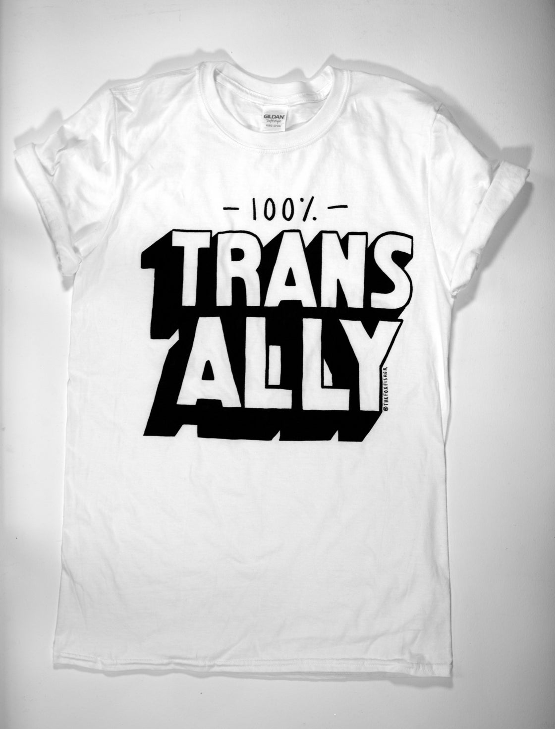 Image of 100% Trans Ally