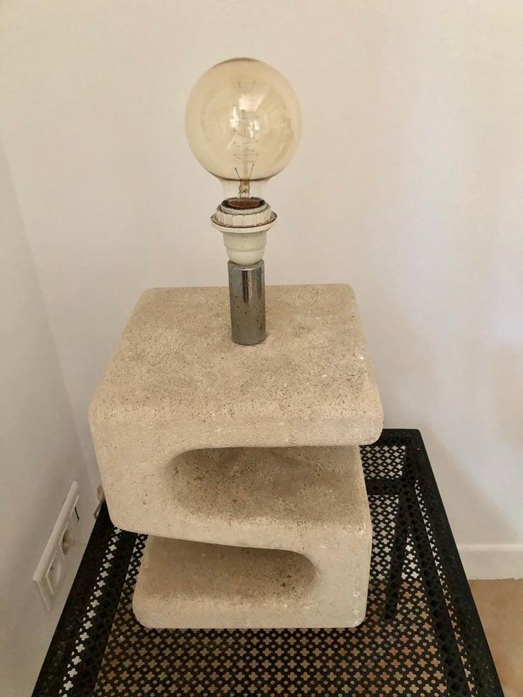 Image of Lampe sculpture Albert Tormos