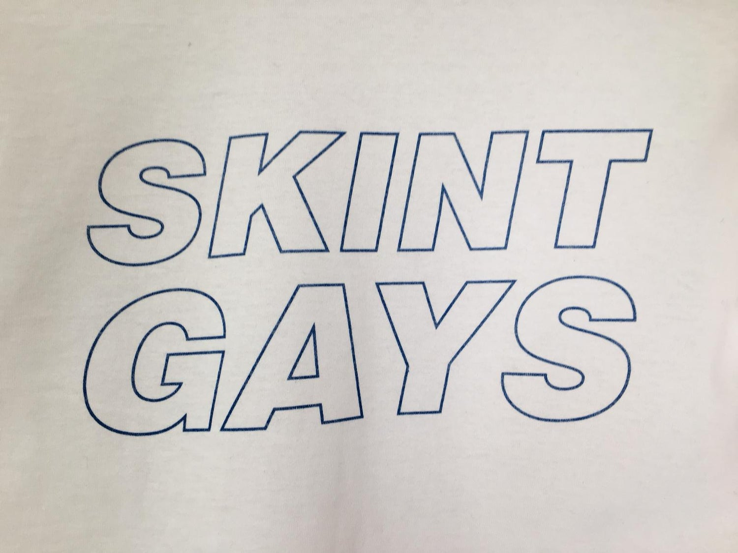 Image of Skint Gays