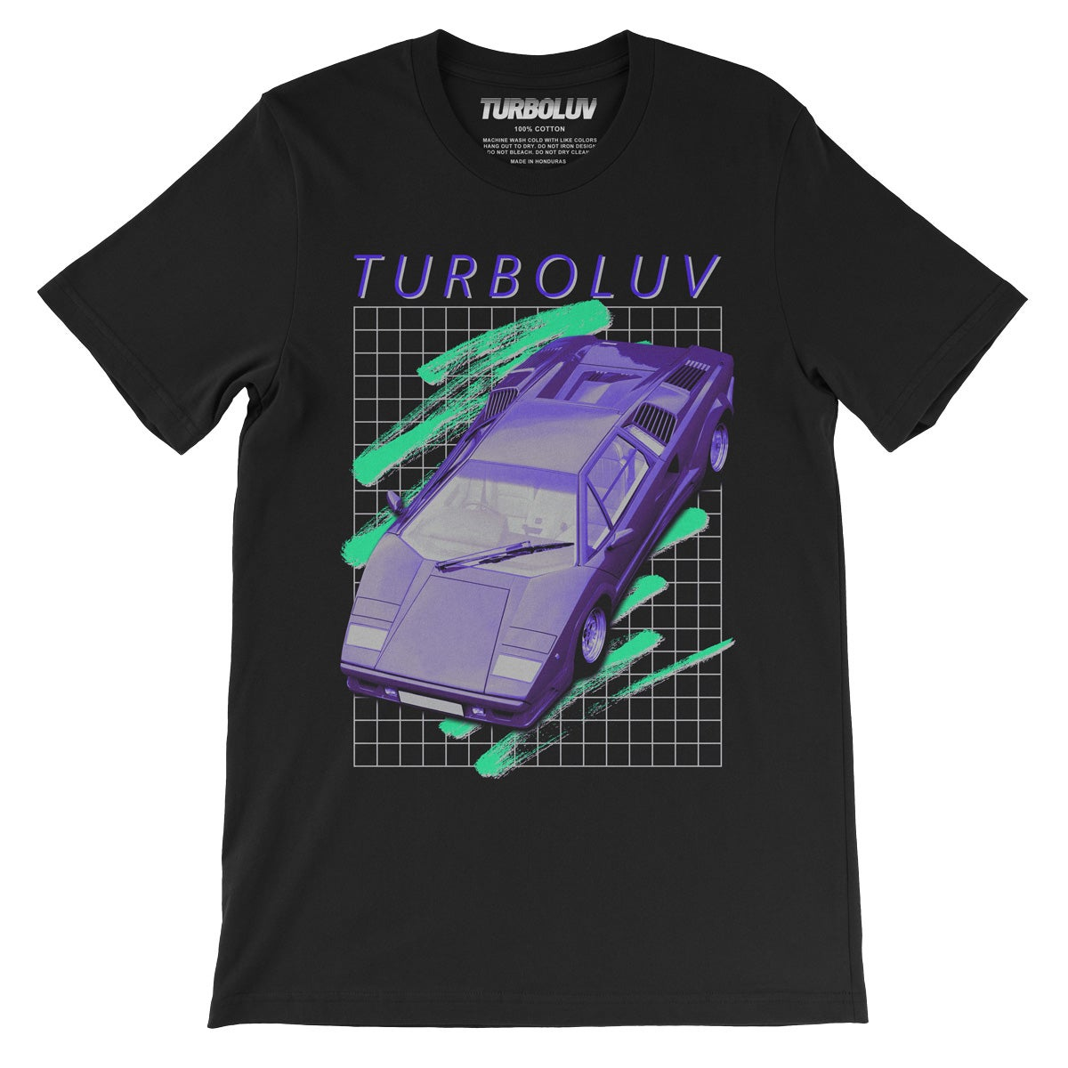 Image of COUNTACH T-Shirt