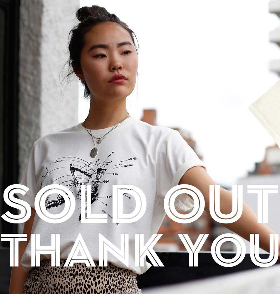 Image of SOLD OUT: LIMITED to 20: T-shirt to help Japan Center of Bogota, available in the USA
