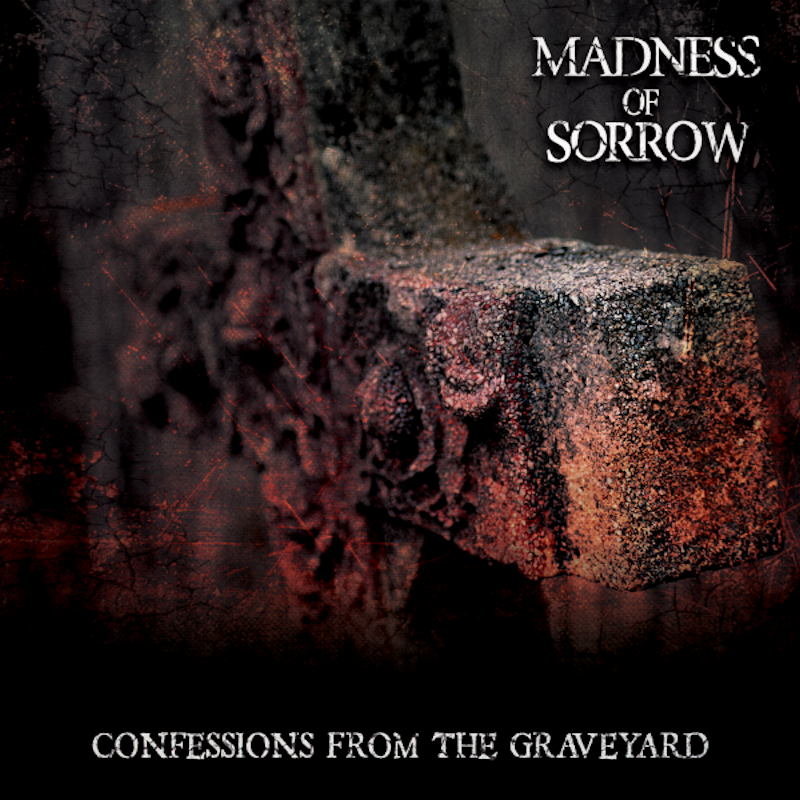 Image of CONFESSIONS FROM THE GRAVEYARD - DIGIPACK CD