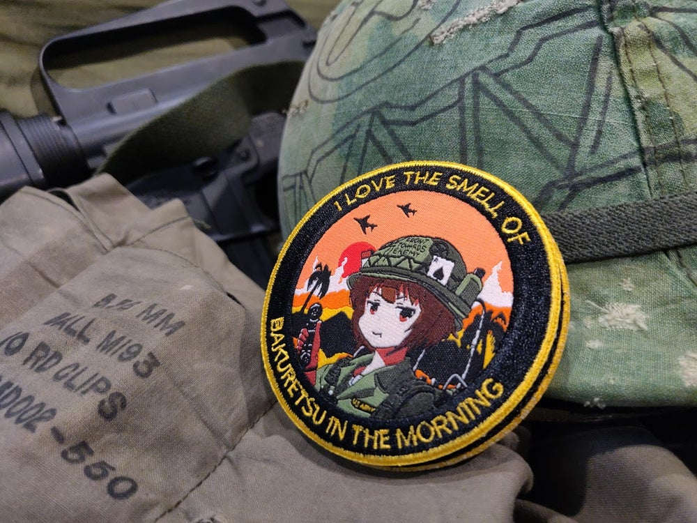 Image of Megumin 'nam Patch