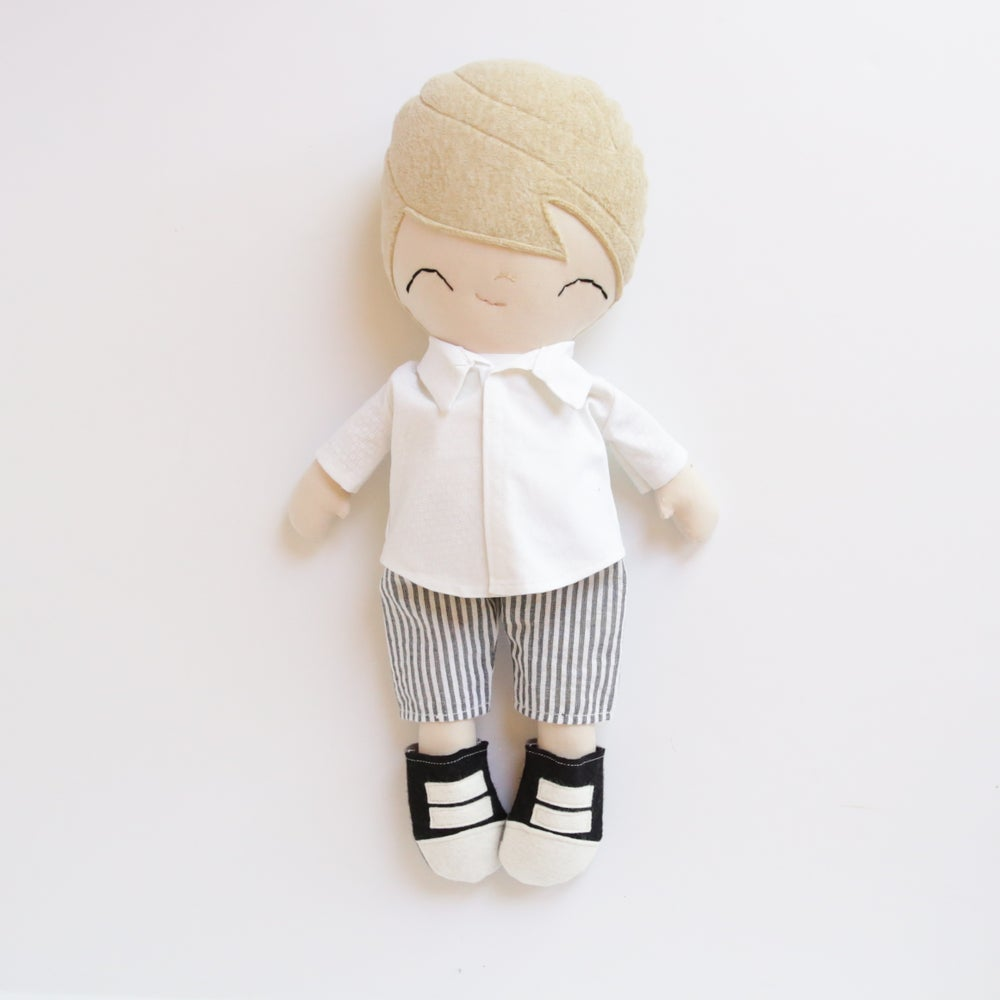 Image of Oliver *New doll*