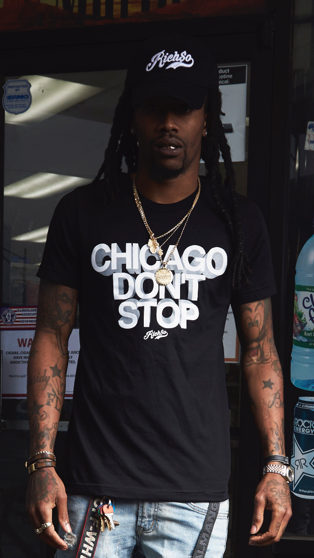 Image of CHICAGO DONT STOP