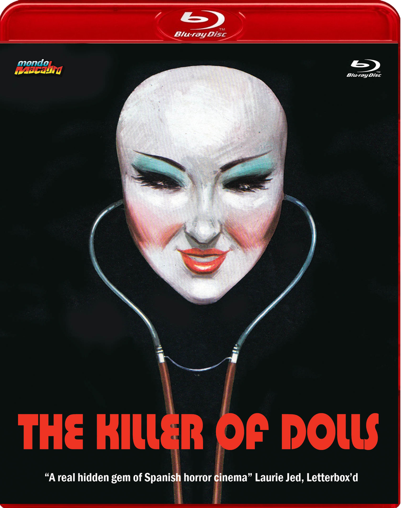 Image of THE KILLER OF DOLLS - Limited Red Case Edition