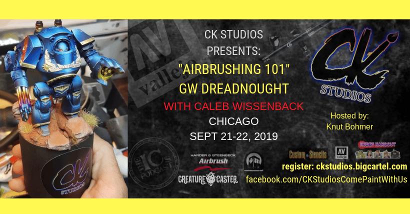 Image of AB 101 Chicago Sept 2019 w/Caleb Wissenback