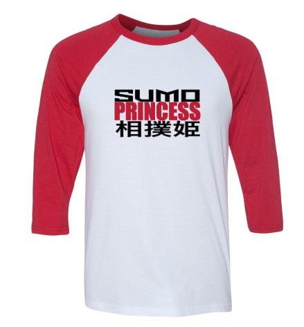 Image of Sumo Princess Jersey Shirt