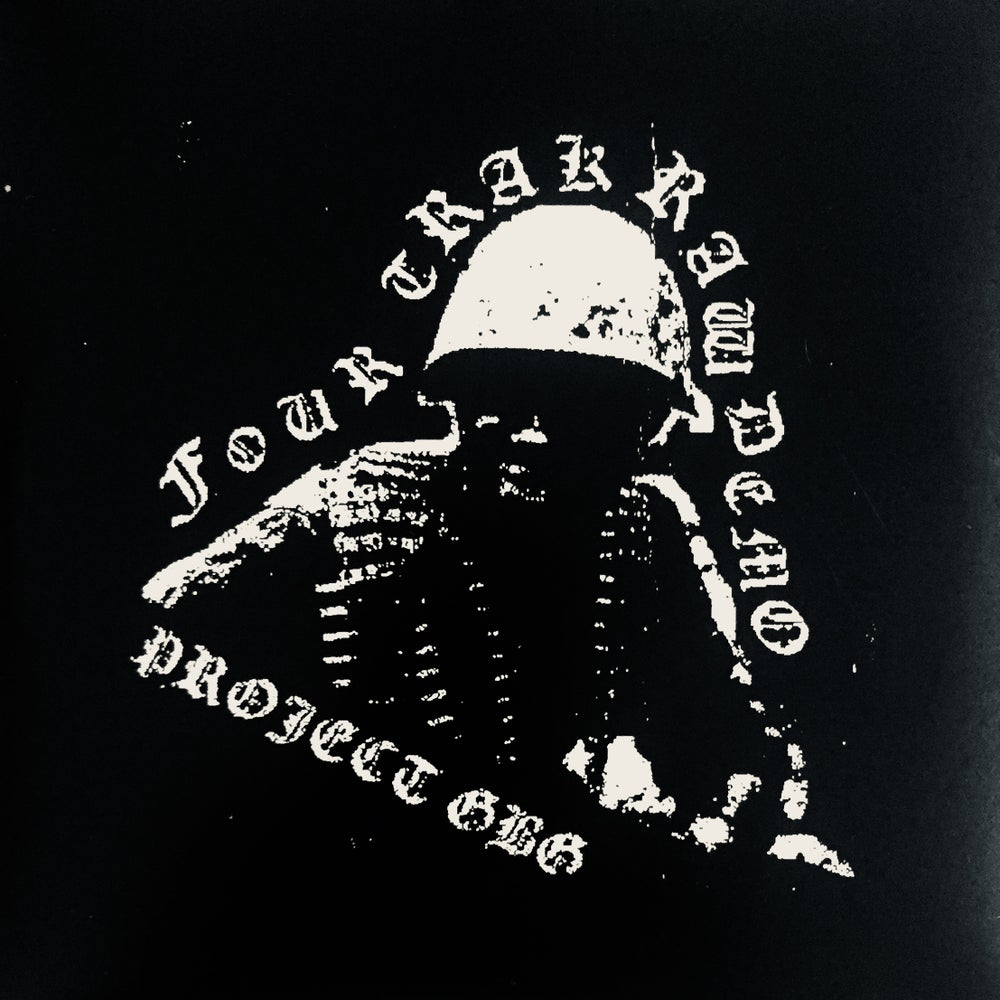 Image of Project GBG 4 Trak Raw Demo 7-inch vinyl record