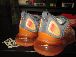 "Image of Air Max 720 ""Gunmetal/Fuel Orange"""