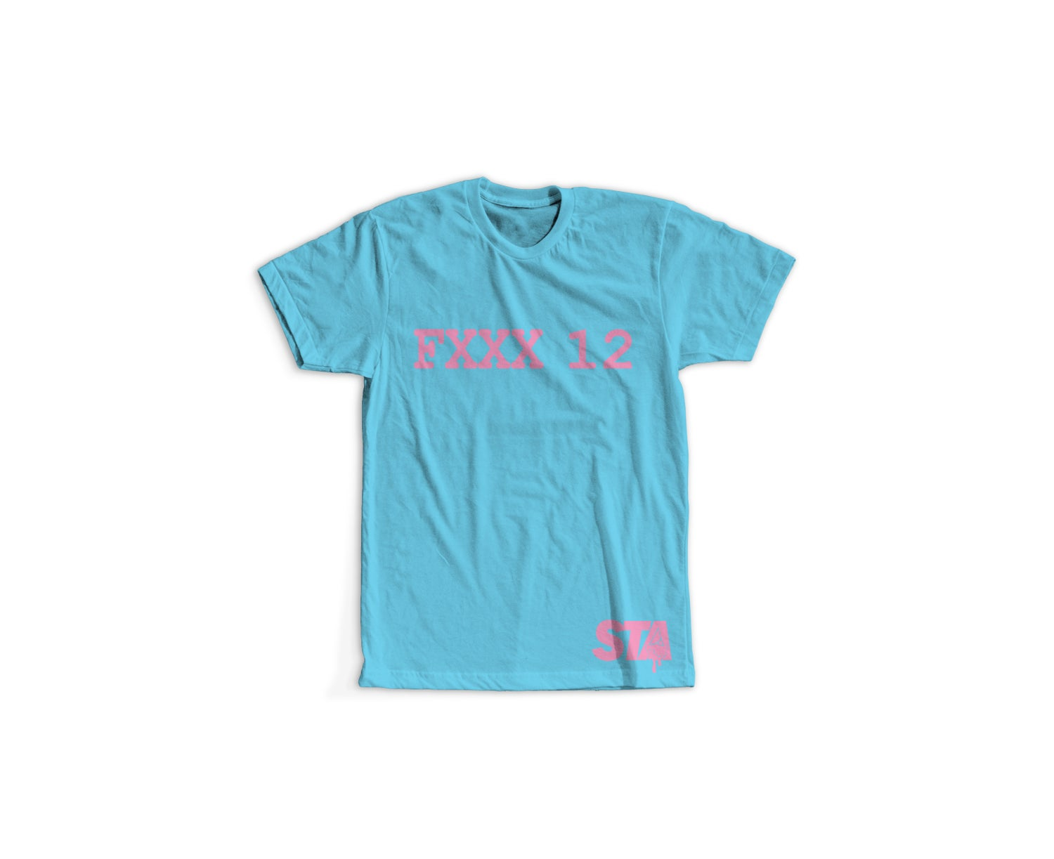 Image of FXXX 12 Tee Cotton Candy