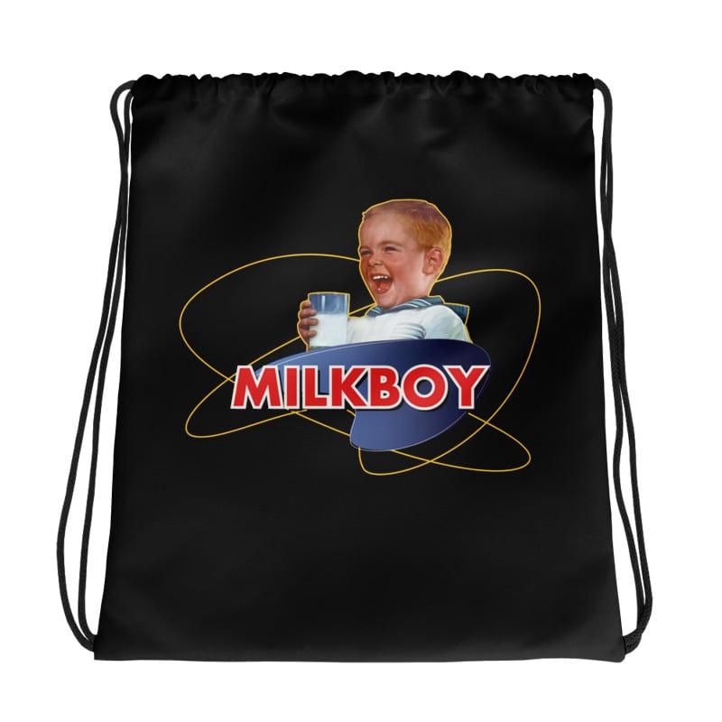 Image of Old School Drawstring Bag